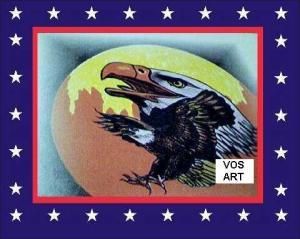 Copy of VOS art EAGLES IN FLIGHT 2