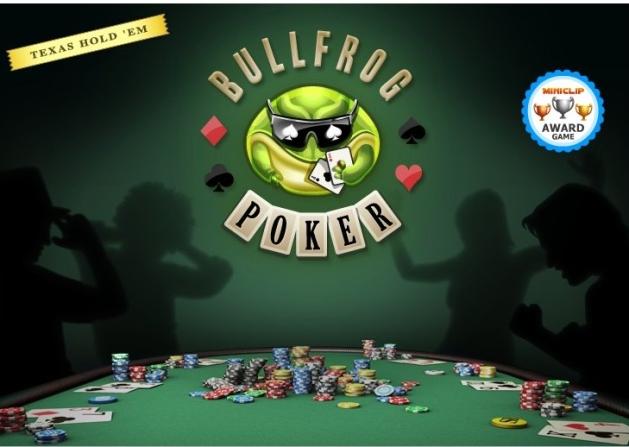 bullfrog poker