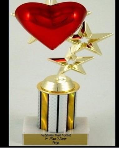 trophy V-Day Feign