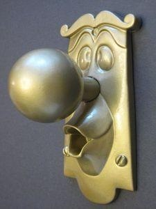 doorknob faces