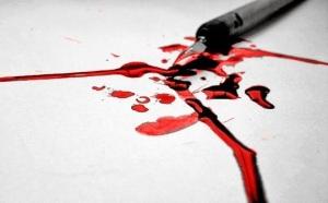 I held the pen